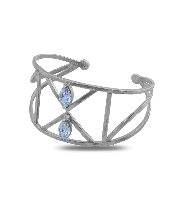Bracelete em prata - ICP705
