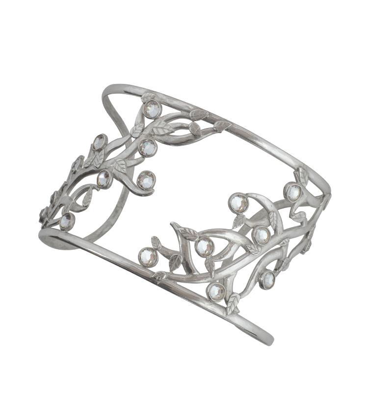 Braceleta Prata - ICP704