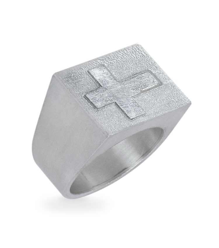 Anel em prata - ICA902