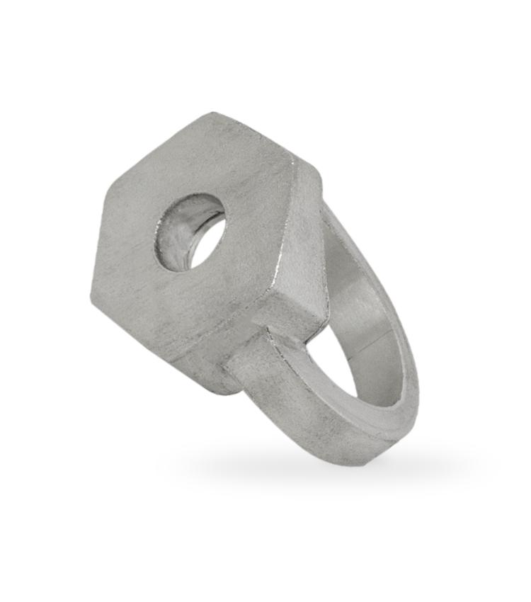 Anel em prata - ICA904