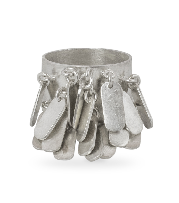 Anel em prata - ICA908