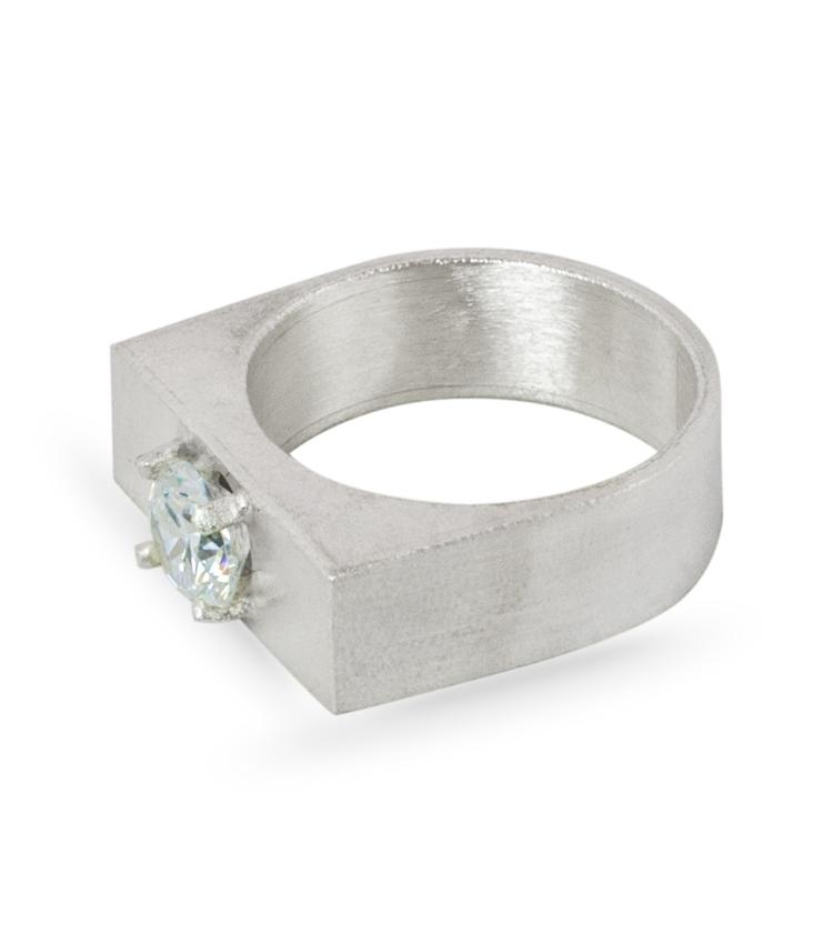Anel em prata - ICA922