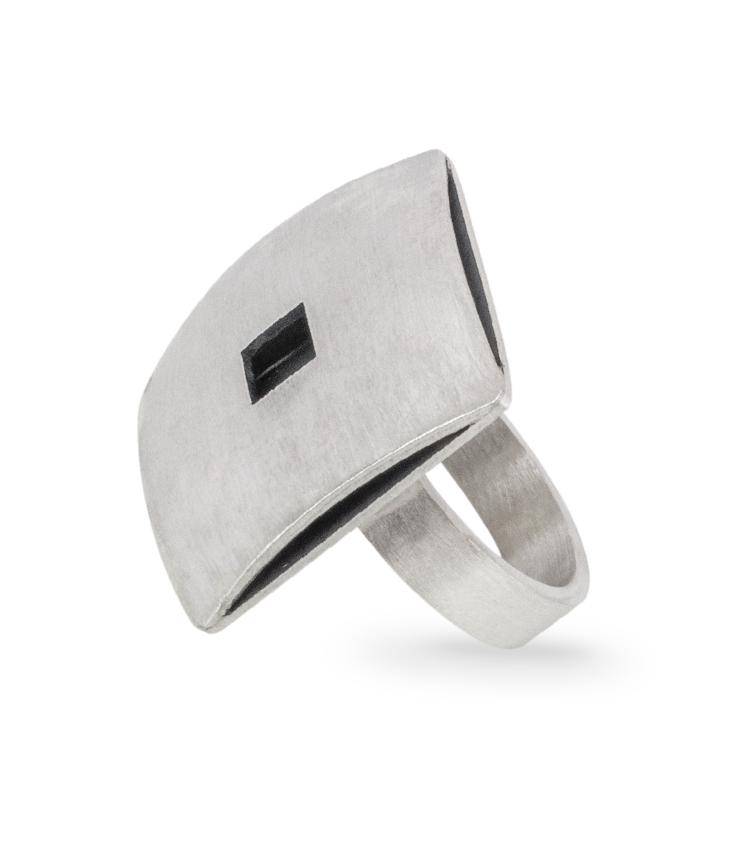Anel em prata - ICA905